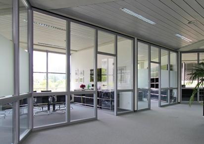 L'open space en salle de réunion - Bureau Paris 17