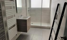 Rénovation salle de bain - APRES