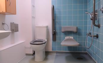 Salle de bains après - Paris 19