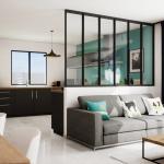 Un espace ouvert sur vos invités