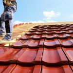 Pose de tuile pour un nouveau toit