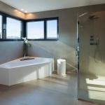 revêtement sol salle de bains