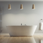 Isolation salle de bains
